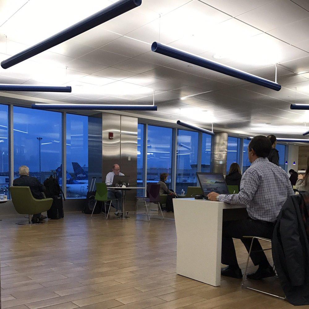 Photos For Logan Airport Terminal C