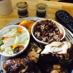Jerk chicken in matteson il