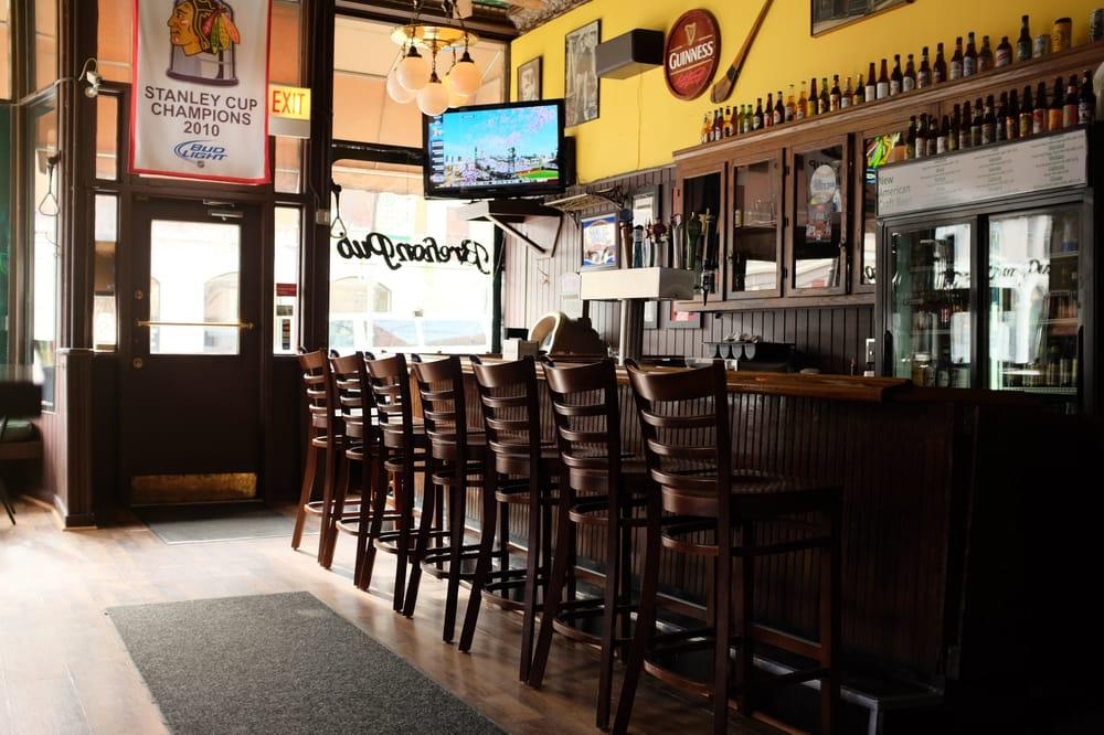 Brehon Pub: 731 N Wells St, Chicago, IL