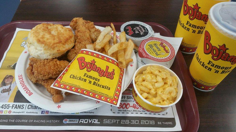 Harrisburg Nc Fast Food