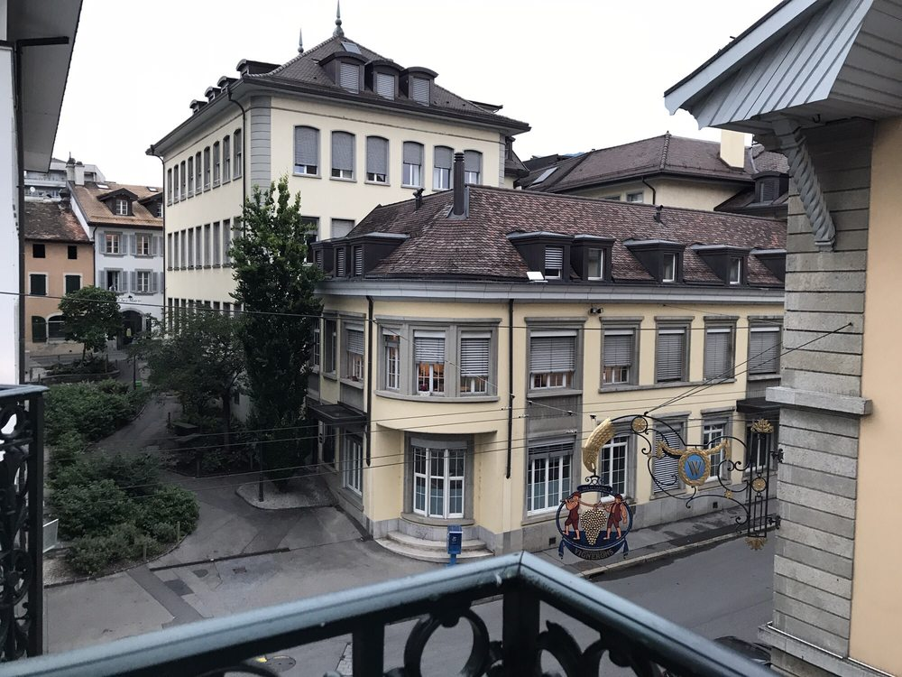 Hôtel des Trois Couronnes - Vevey