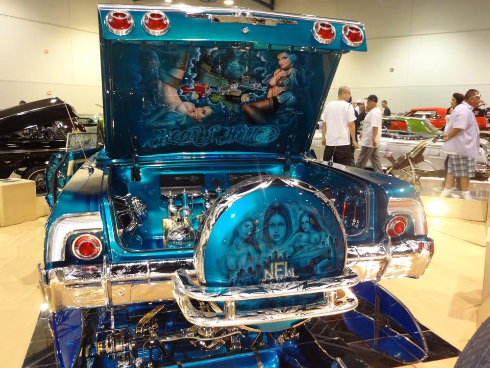 Photos For Lowrider Super Show Yelp - Lowrider car show las vegas