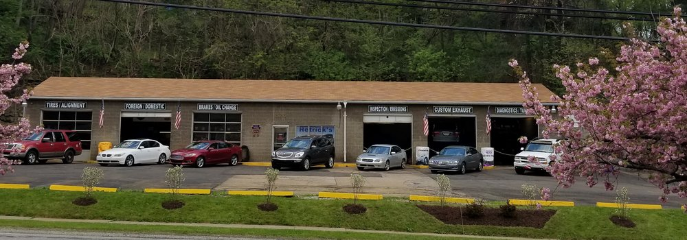Hetrick's Service Center: 820 Sleepy Hollow Rd, Pittsburgh, PA