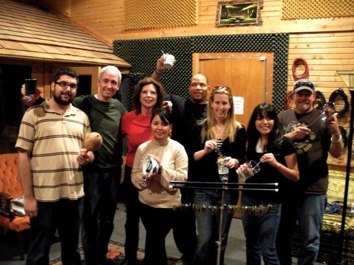 SugarHill Recording Studios: 5626 Brock St, Houston, TX