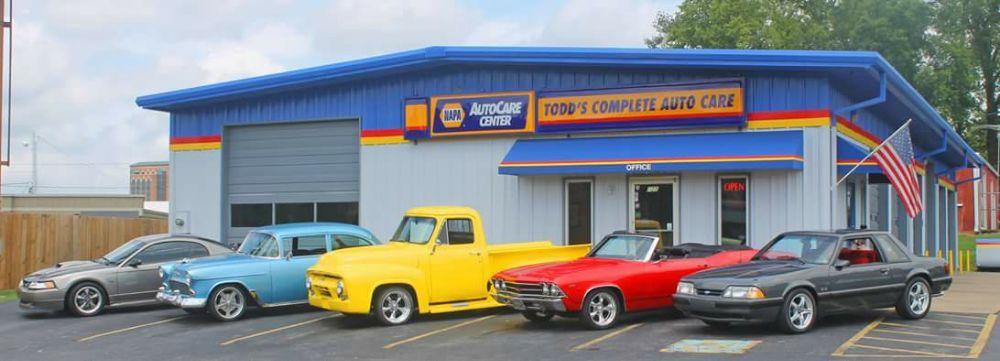 Todd's Complete Auto Care: 425 SE Broad St, Murfreesboro, TN