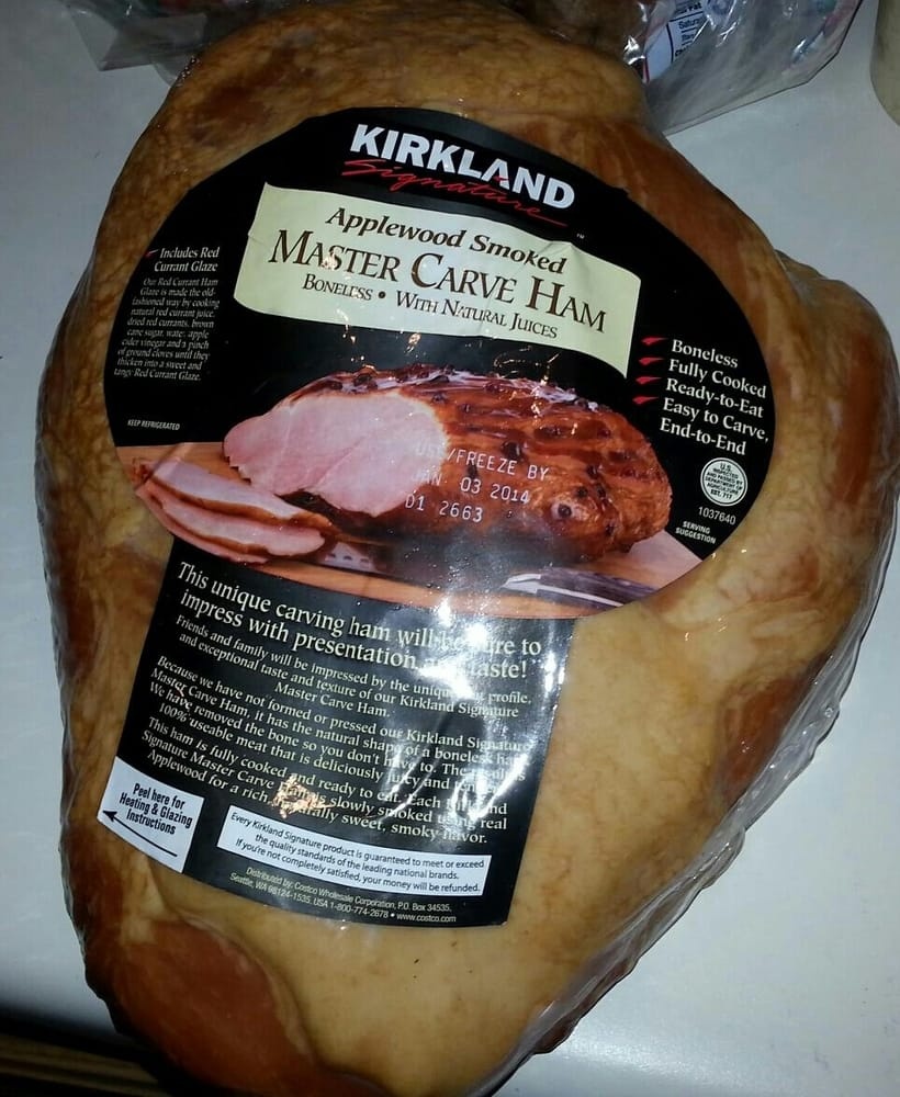 Boneless Master Carve Ham Update July 25 2015 They Now Do Half Ham So For Those Who Don 39 T Want