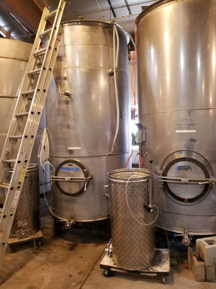 Photo of Baroda Founders Wine Cellar: Baroda, MI