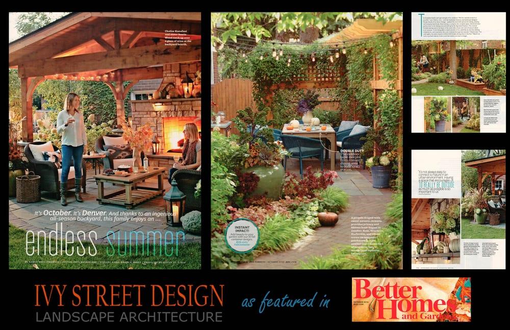 Ivy Street Design: 1529 York St, Denver, CO