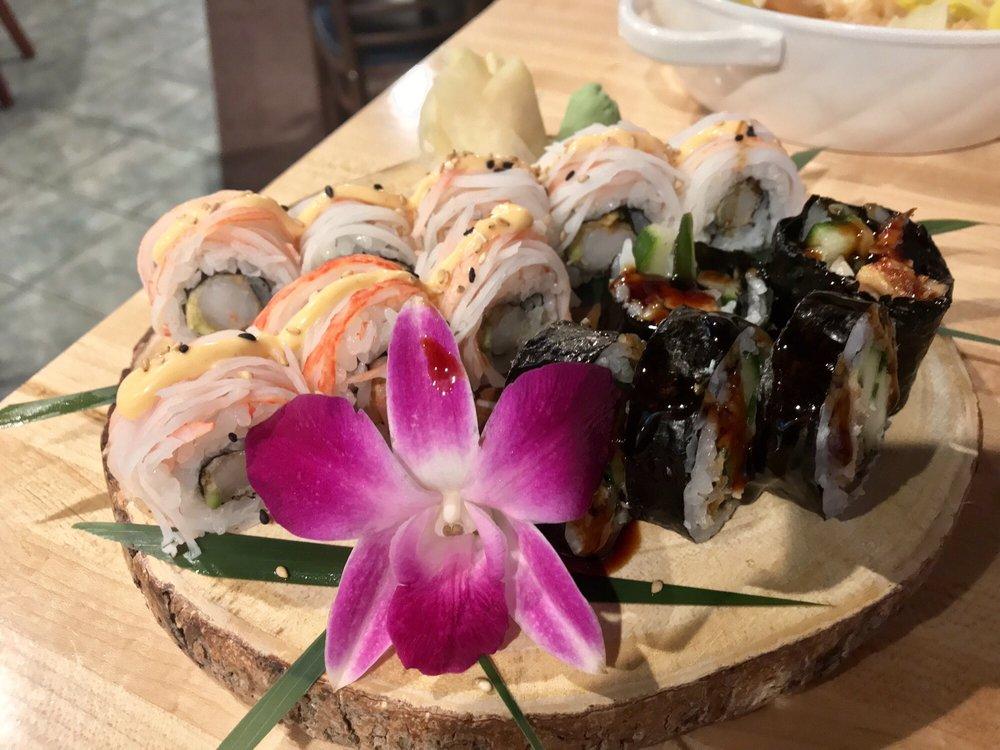 Nori Sushi Bar & Grill