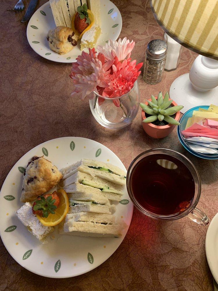 Social Spots from Tea Bar & Bites