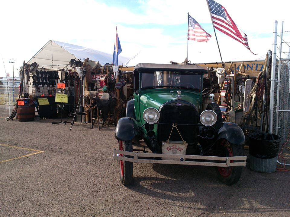 Apache Trail Swap Meet, LLC: 9452 E Main St, Mesa, AZ
