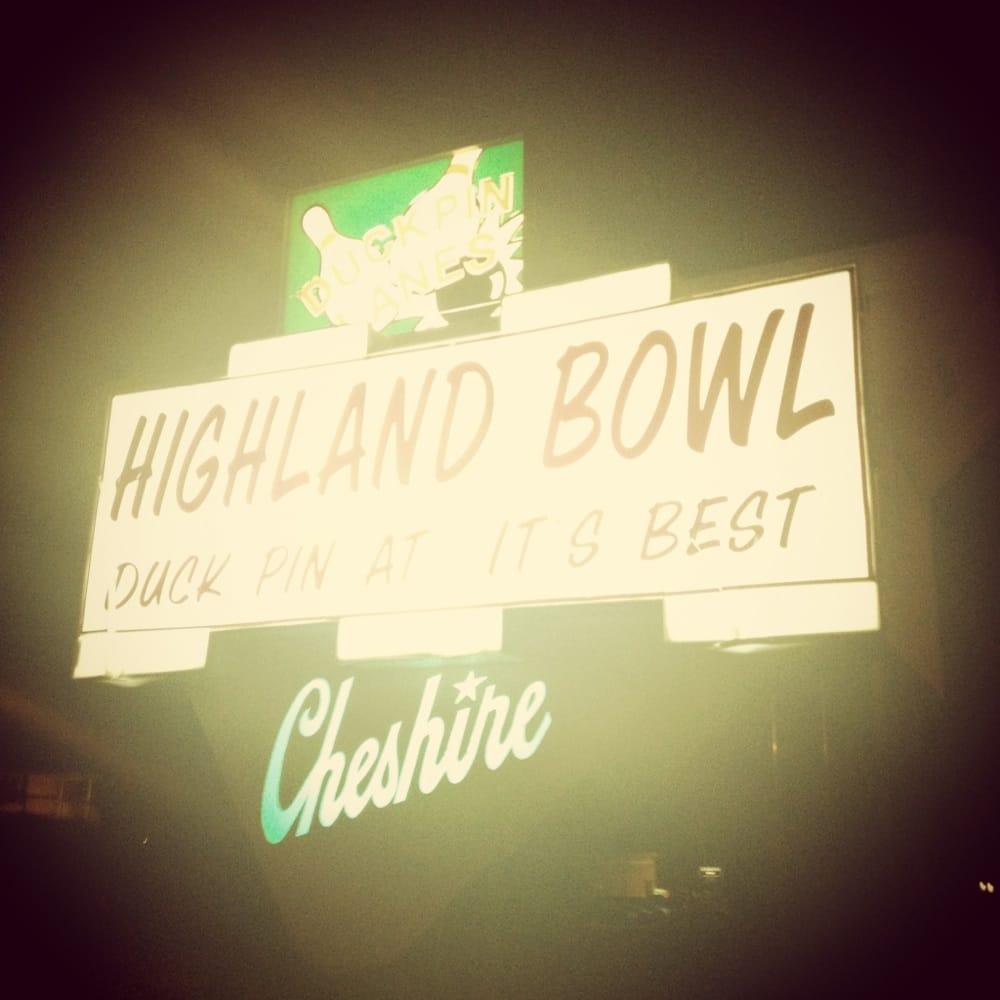 Highland Bowl: 1211 Highland Ave, Cheshire, CT
