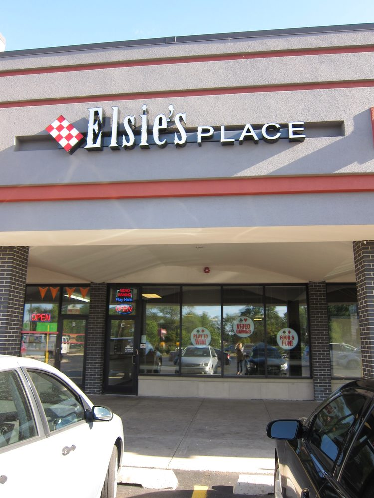 Elsie's Place: 5555 W St Charles Rd, Berkeley, IL