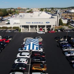 Ted Russell Ford Lincoln Photos Reviews Car Dealers - Knoxville ford dealers