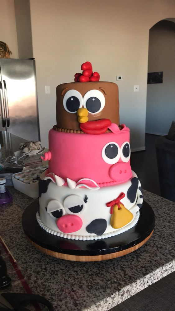 Cakes By Smallz: Schertz, TX
