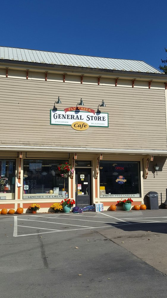 Fly Creek General Store: 6212  State Hwy 28, Fly Creek, NY