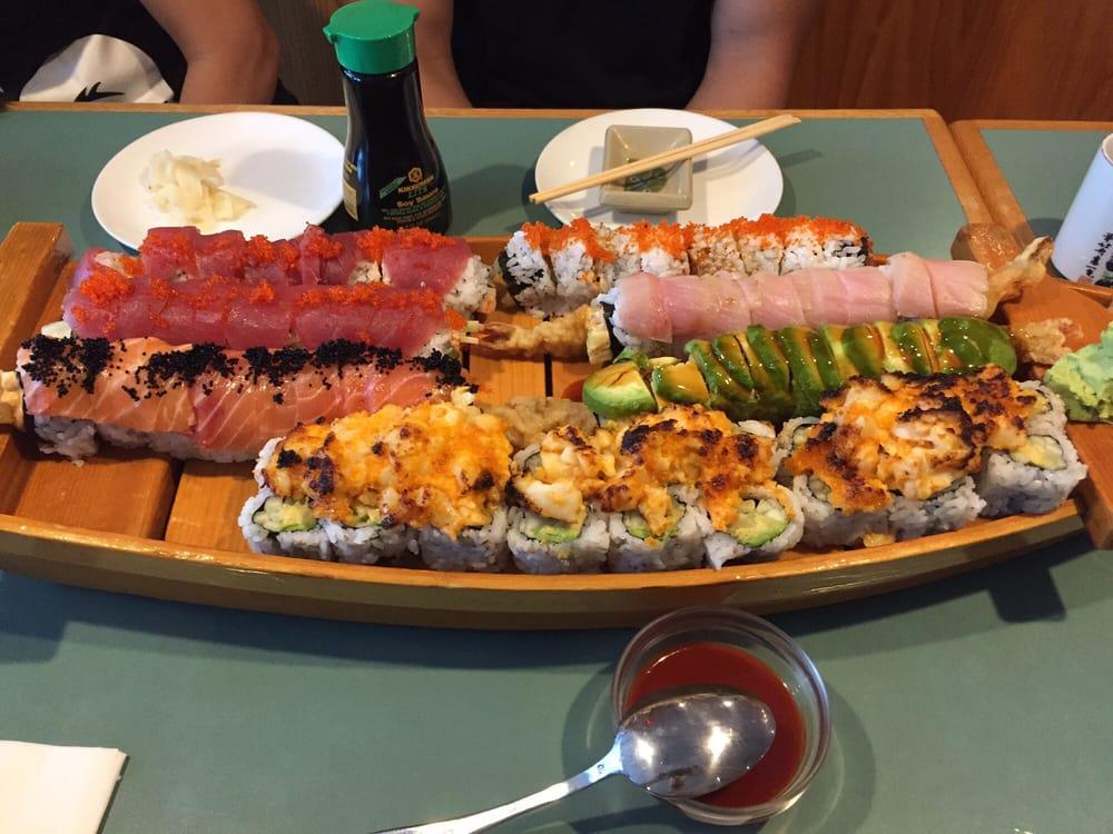 Inaka Japanese Restaurant Lawrence Ma
