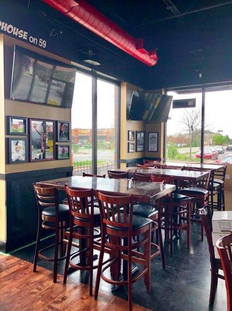 Rosati S Pizza Sports Pub Of Plainfield 16108 Il 59