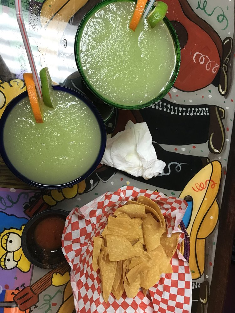Tequilas Mexican Grill: 360 14th St, Burlington, CO