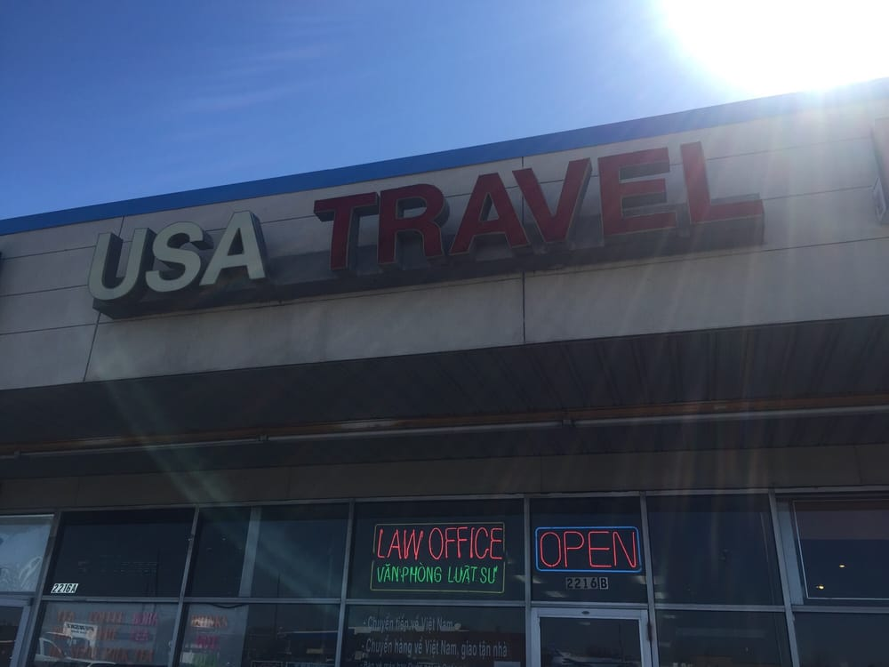 USA Travel Agency: 2216 S Collins St, Arlington, TX