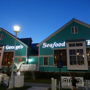 Photo Of Captain George S Seafood Restaurant Myrtle Beach Sc United States