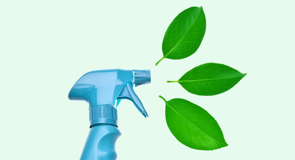 We use 100% natural, non-toxic, biodegradable, vegan