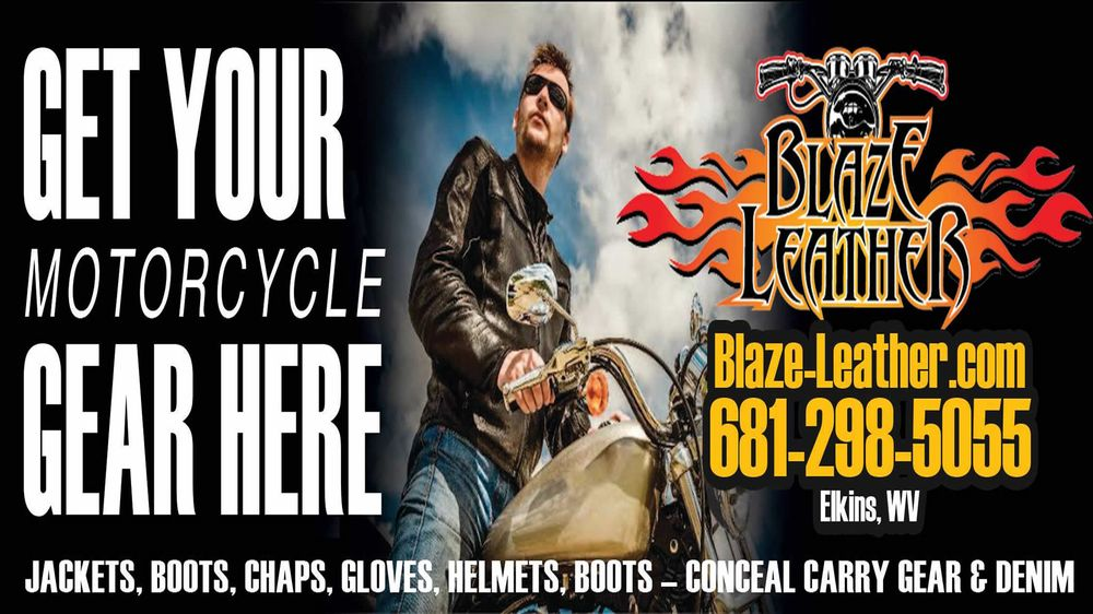 Blaze Leather: 2239 Harrison Ave, Elkins, WV