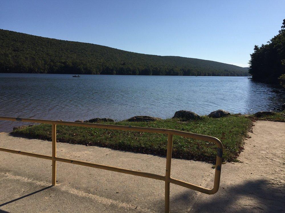 Mauch Chunk Lake Park: 625 Lentz Trl, Jim Thorpe, PA