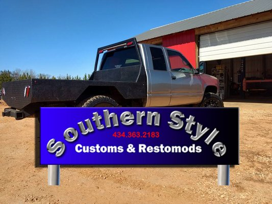 Southern Style Customs and Restomods - Request a Quote - Auto Repair