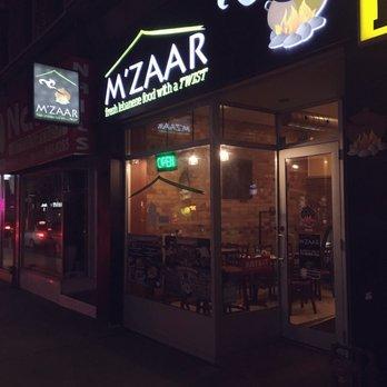 Mzaar Restaurant Toronto On