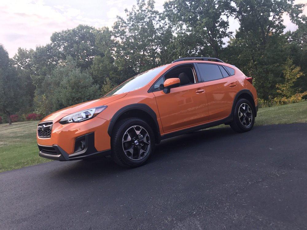 My Brand New 2018 Subaru Crosstrek Yelp