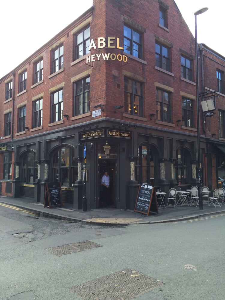 Photo of Abel Heywood - Manchester, United Kingdom. Like a London pub ...