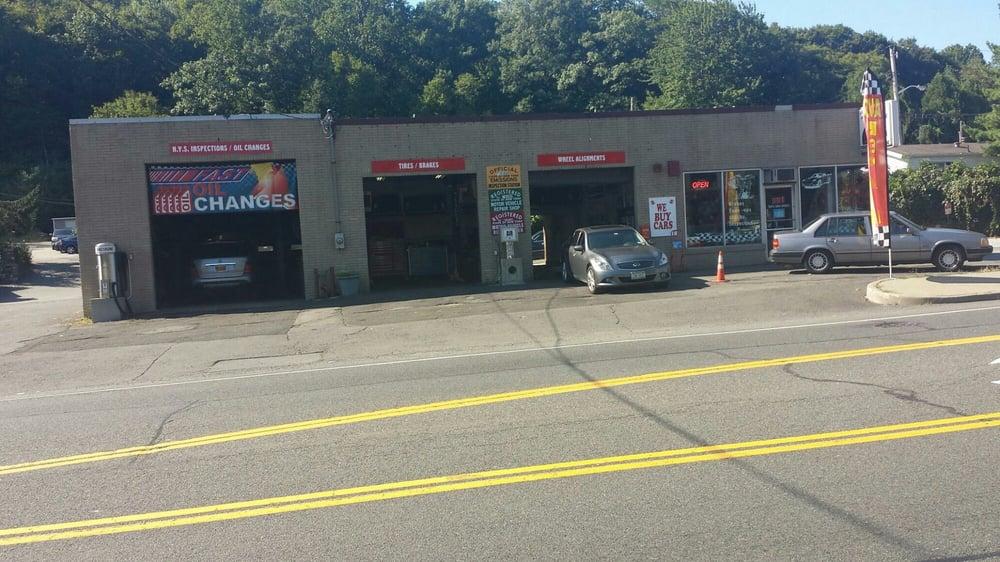 Speedway Automotive Solutions: 331 Rt 202, Pomona, NY