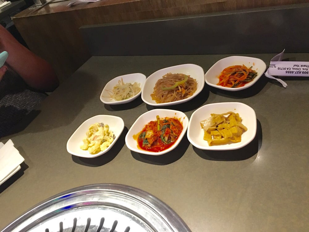 Korean Food Chino Hills Ca