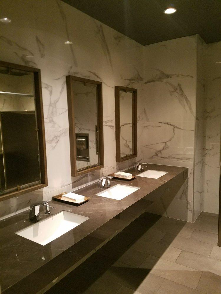 photo of star cinema grill vintage park houston tx united states mens - Mens Bathroom