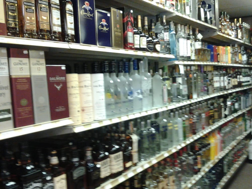 Siemers Wines & Spirits: 436 Old Post Rd, Bedford, NY