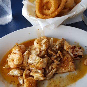 Photo Of Off The Dock Seafood Restaurant Laplace La United States Flounder