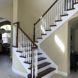 Photo Of K Pinson Stairs   Murrieta, CA, United States. Extended Front Step