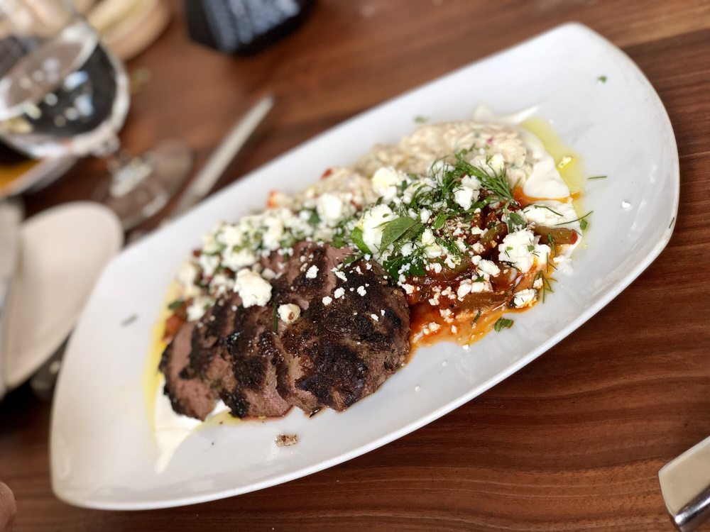 Saffron Mediterranean Kitchen: 330 W Main, Walla Walla, WA