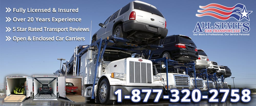 Car Transport Reviews >> All States Car Transport 10 Reviews Movers 4485 Stirling Rd