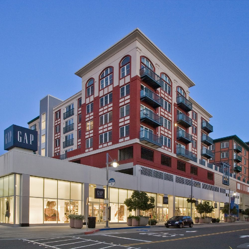 San Francisco Bay Area Apartment Rentals: AVE Emeryville At Bay Street
