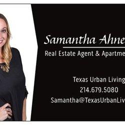 Photo Of Samantha Ahnemann Texas Urban Living Realty Plano Tx United States