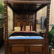 ... Photo Of City Furniture   Tracy, CA, United States. Enormous Bed With A