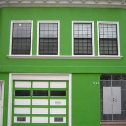 Photo Of Green Interior Painting New York Ny United States Long Iseland