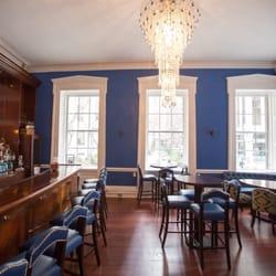Photo Of Blue Bar At India House   New York, NY, United States.