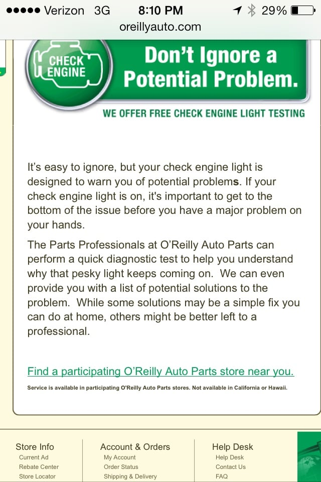 Closest Auto Parts Store To My Location >> O Reilly Auto Parts 29 Reviews Auto Parts Supplies