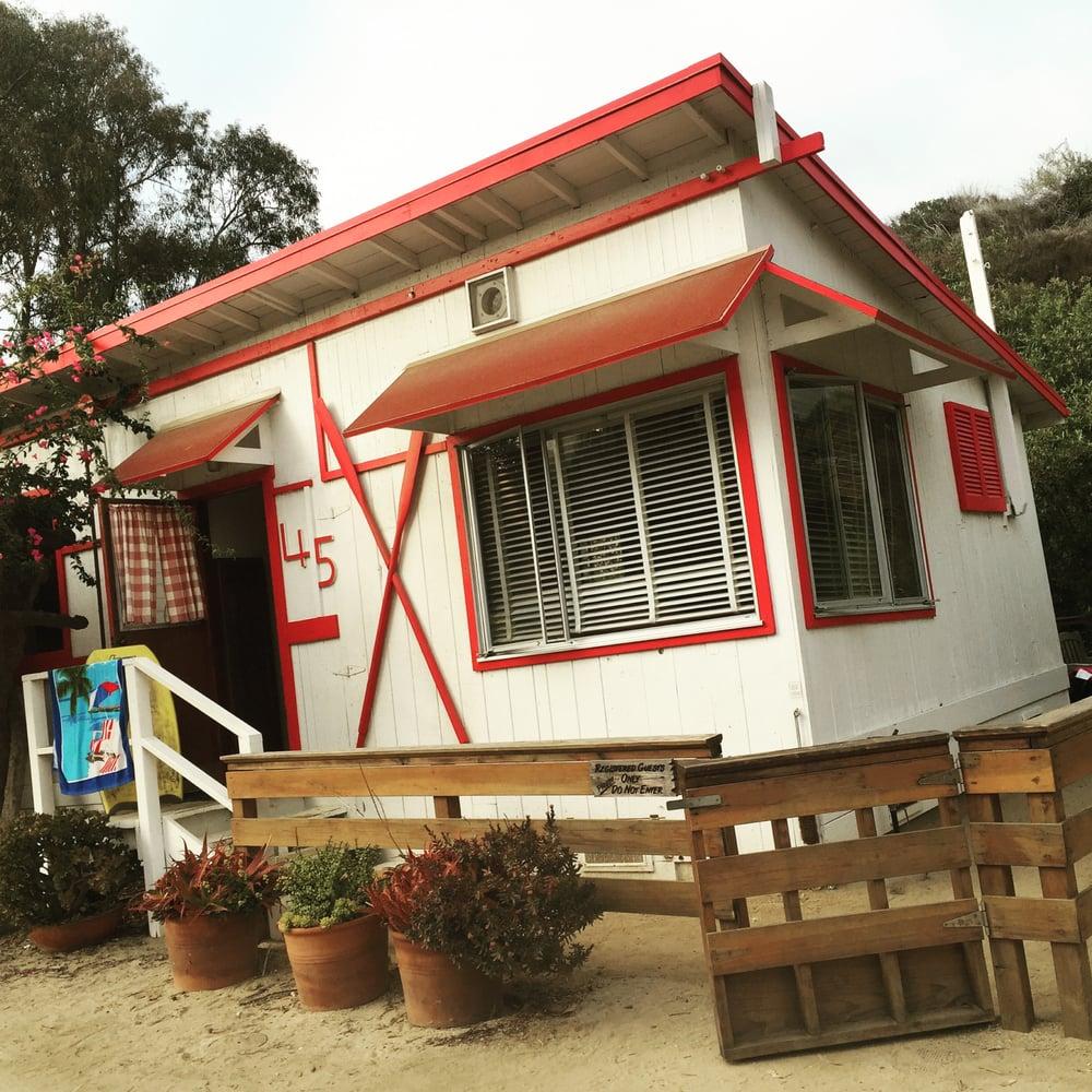 Beach House Rental Crystal Beach: Cottage #45 Soda Shack
