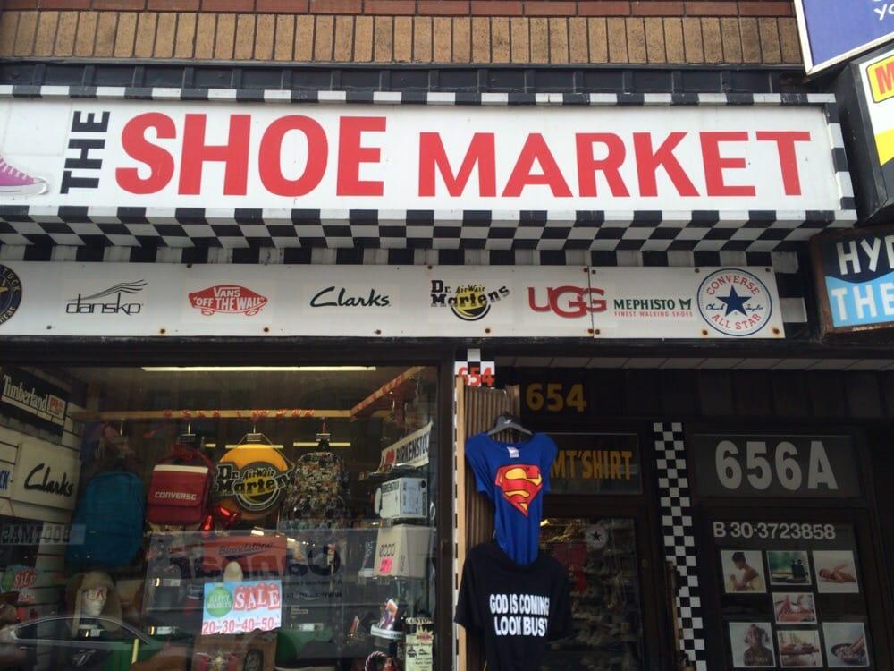 The Shoe Market