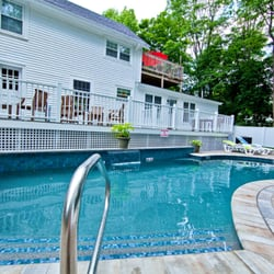 Photo Of Abalonia Inn Ogunquit Me United States Heated Salt Water Pool