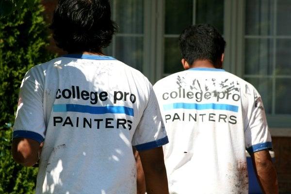College Pro Painters Mid-Michigan: Leslie, MI